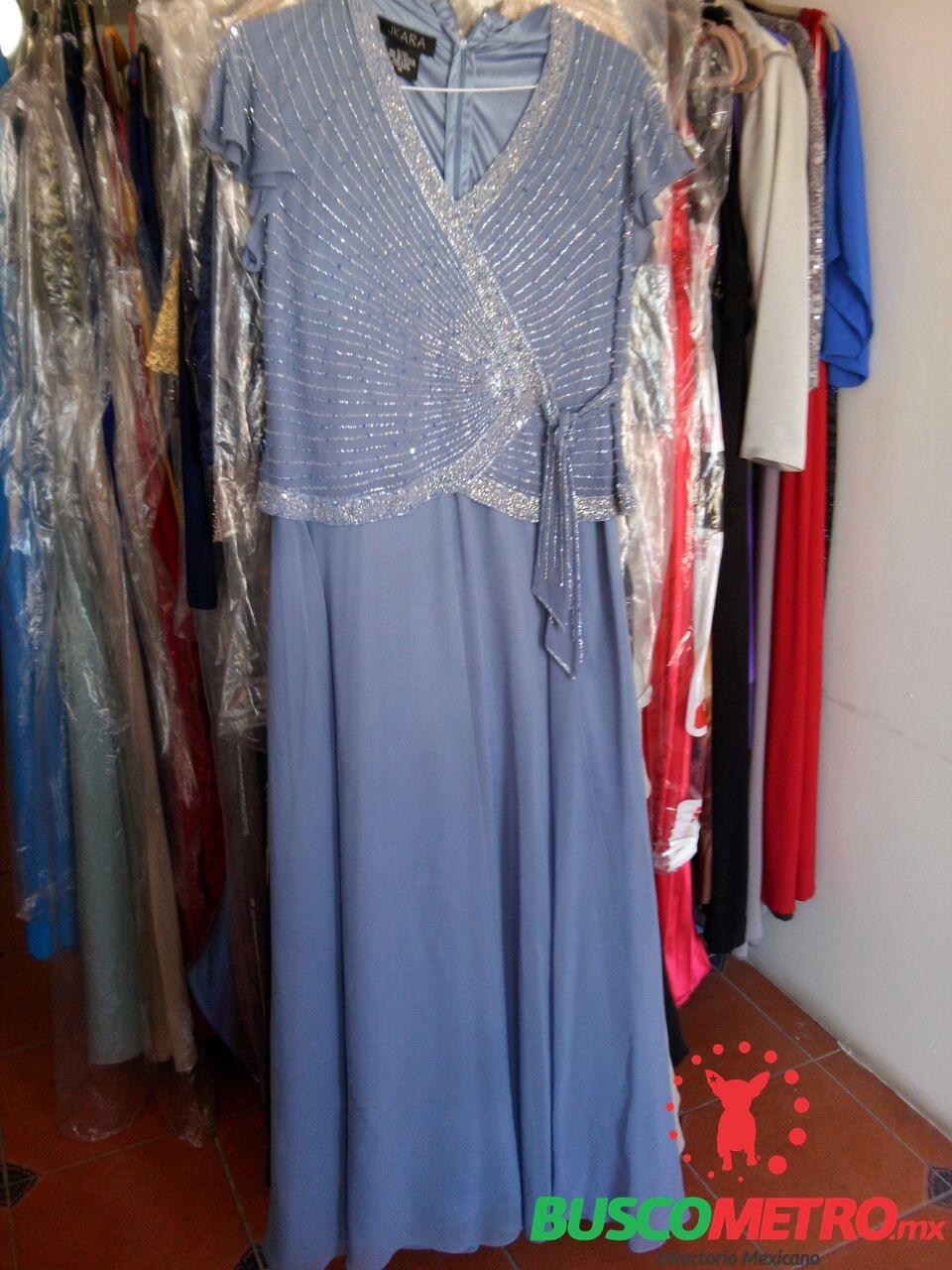 Renta de vestidos de noche los mochis