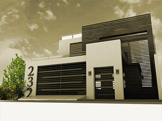 Buscometro cliente dipe portones el ctricos y herrer a for Las mejores casas minimalistas del mundo
